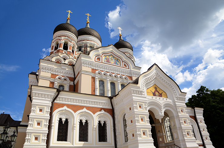 Where to Visit in Tallinn - Alexander Nevsky Cathedral