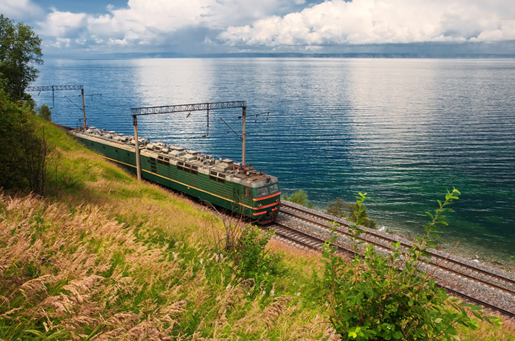 The scenery - highlights of the Trans-Siberian Railway