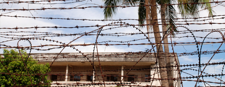 Visiting Tuol Sleng: The Horrors of Cambodia's Past