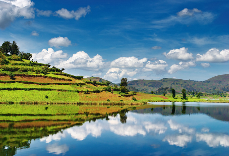 World's greatest lakes - Lake Bunyonyi in Uganda