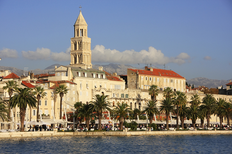 Diocletian's Palace - How to spend a day in Split