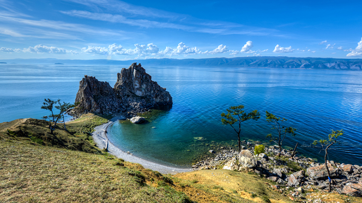 World's greatest lakes - Lake Baikal in Russia