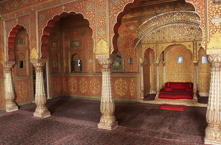 Top 5 architectural highlights of Rajasthan - Junagarh Fort in Bikaner