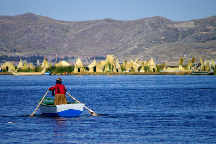 World's greatest lakes - Lake Titicaca in Peru and Bolivia