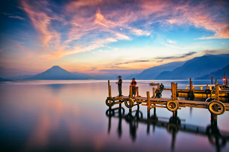 World's greatest lakes - Lake Atitlan in Guatemala