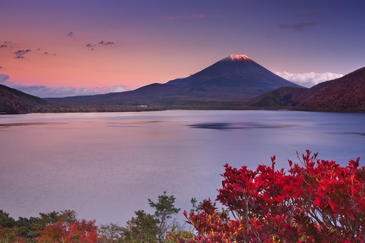 World's greatest lakes - Fuji Five Lakes in Japan