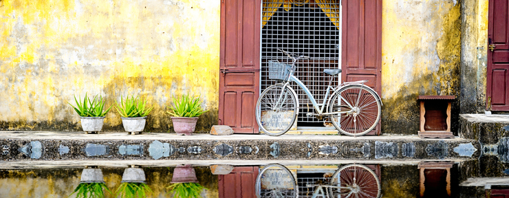 The Streets of Hoi An: In Photos