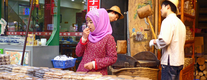 Xi'an Muslim Quarter – A Feast For The Senses