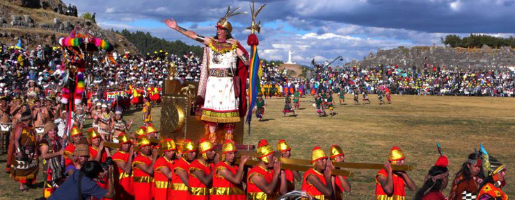 Inti Raymi Photo by Photo