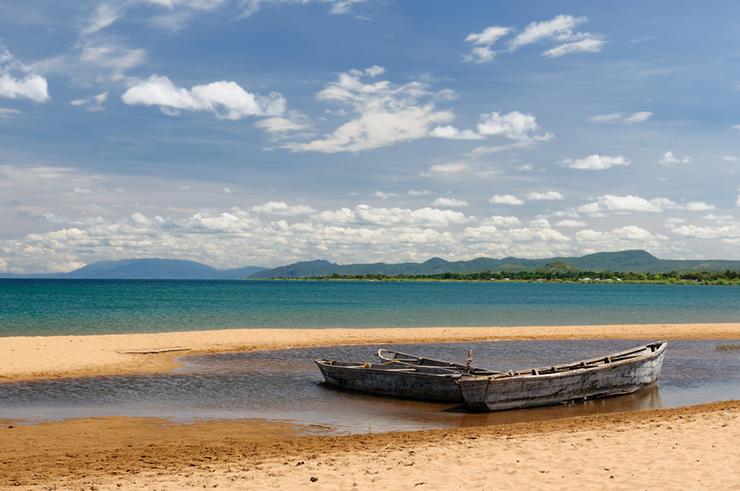 Lake Tanganyika - off the beaten track in Tanzania