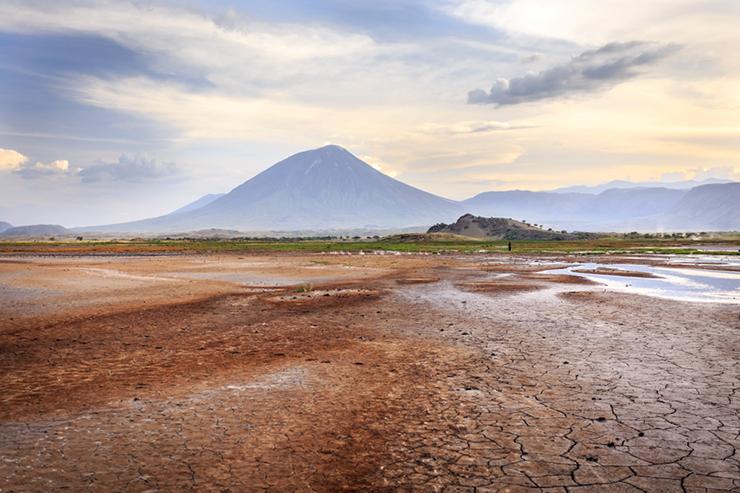 Lake Natron - off the beaten track in Tanzania