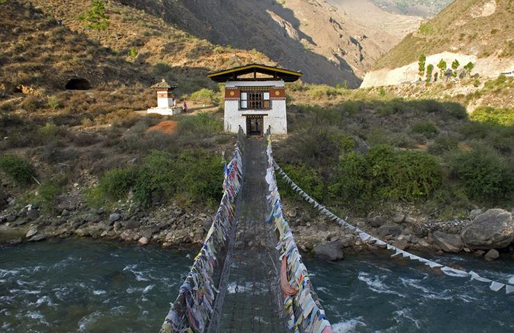 Best trekking destinations in Asia - Bhutan