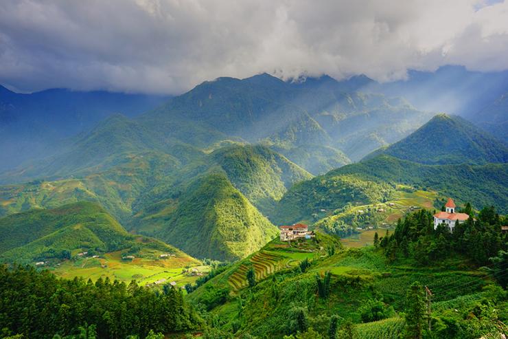 Best trekking destinations in Asia - Vietnam