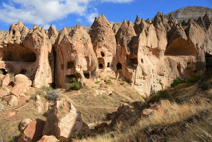 Top UNESCO sites in Europe - Cappadocia in Turkey