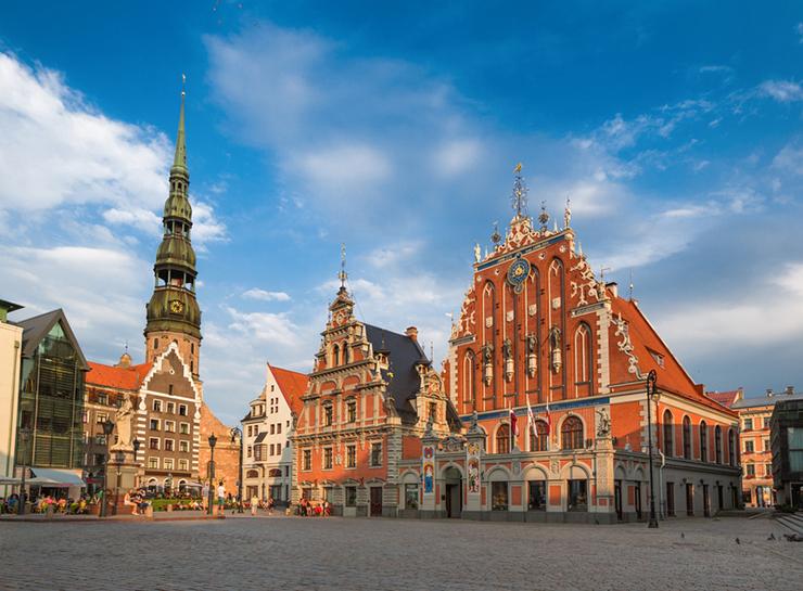 Top UNESCO sites in Europe - Riga in Latvia