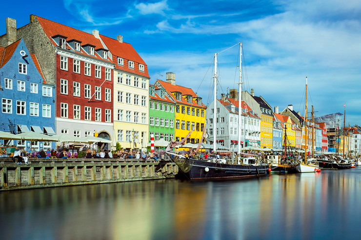 World's cheeriest destinations - Denmark