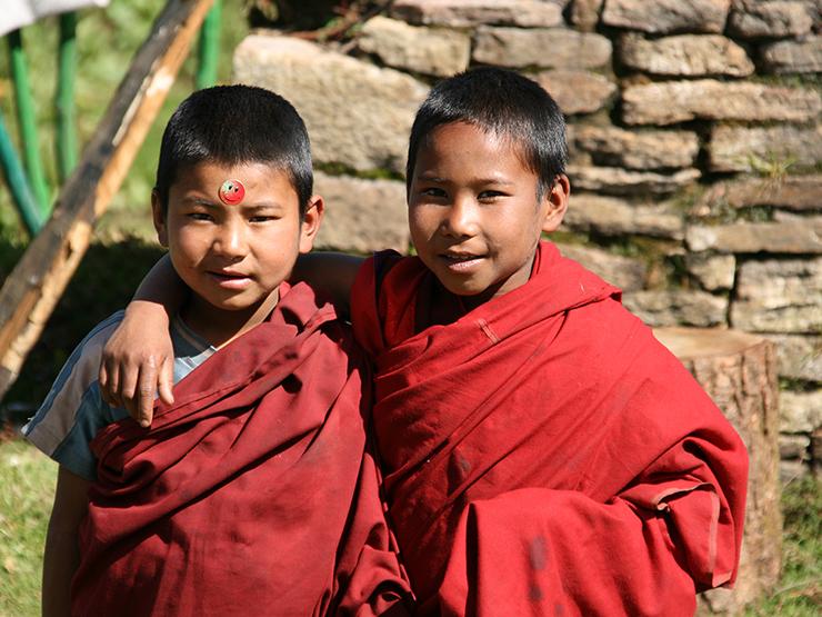 World's cheeriest destinations - Bhutan