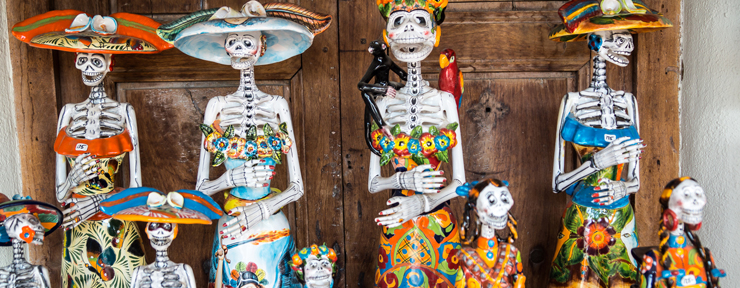 The Best Places to Celebrate Halloween