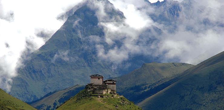 Jigme Dorji National Park - best national parks in Asia