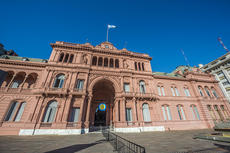 Casa Rosada - free things to do in Buenos Aires