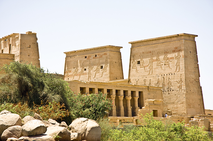 Philae Temple - Five Monuments of Egypt