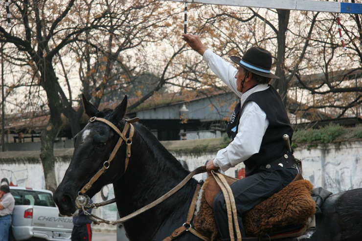 Gaucho - free things to do in Buenos Aires