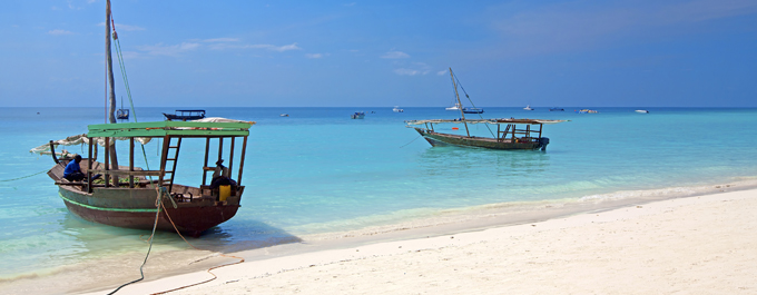 Best Beaches of Zanzibar