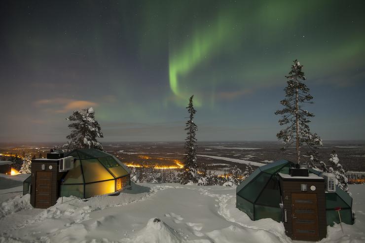 Finland - best winter experiences
