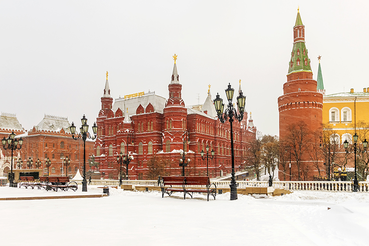 Russia - best winter experiences