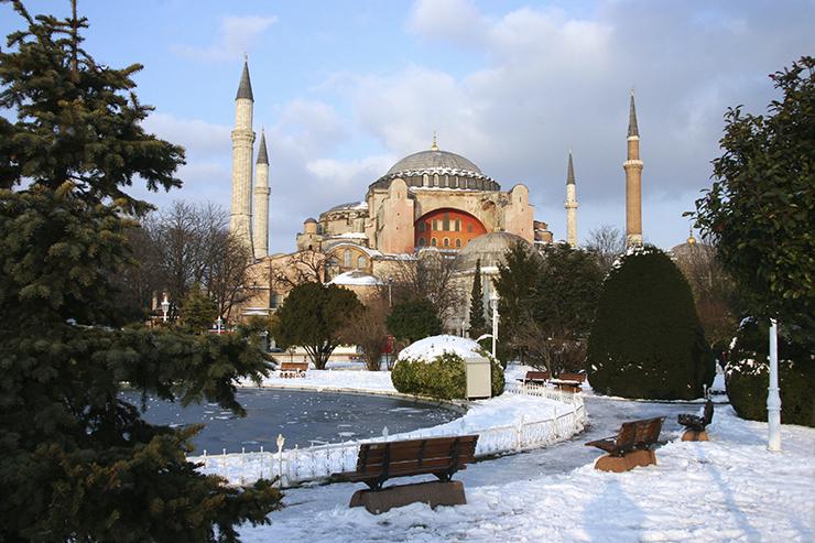 Turkey - best winter experiences