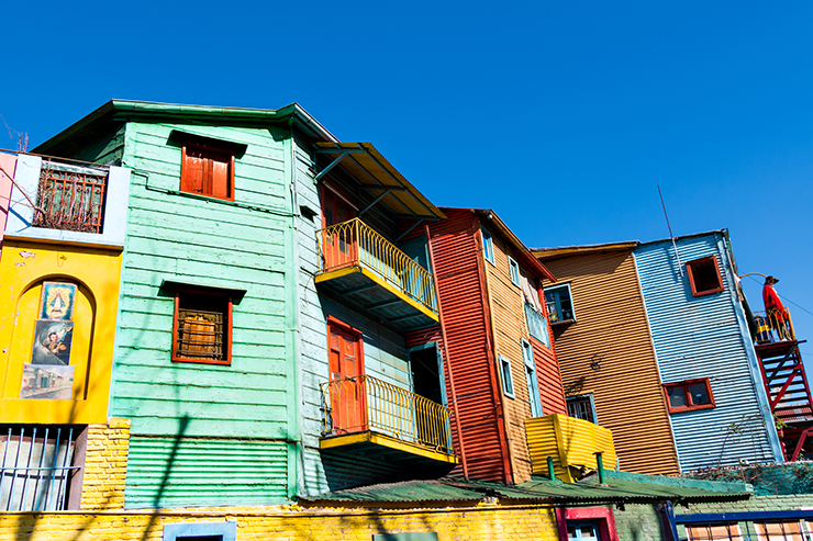 Buenos Aires, Argentina - cities to visit in South America