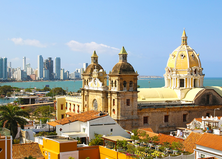 Cartagena, Colombia - cities to visit in South America