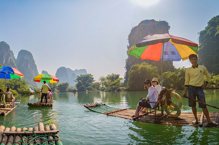 China - top destinations for solo travel