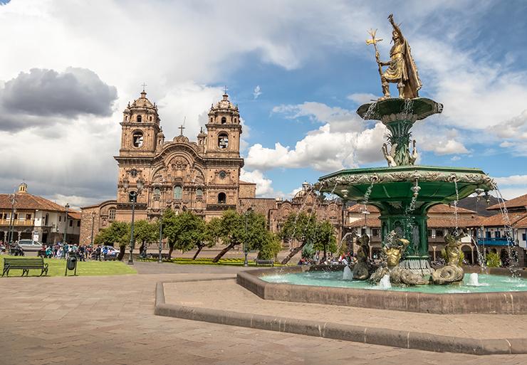 Cuzco, Peru - cities to visit in South America