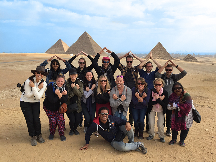 Egypt - top destinations for solo travel