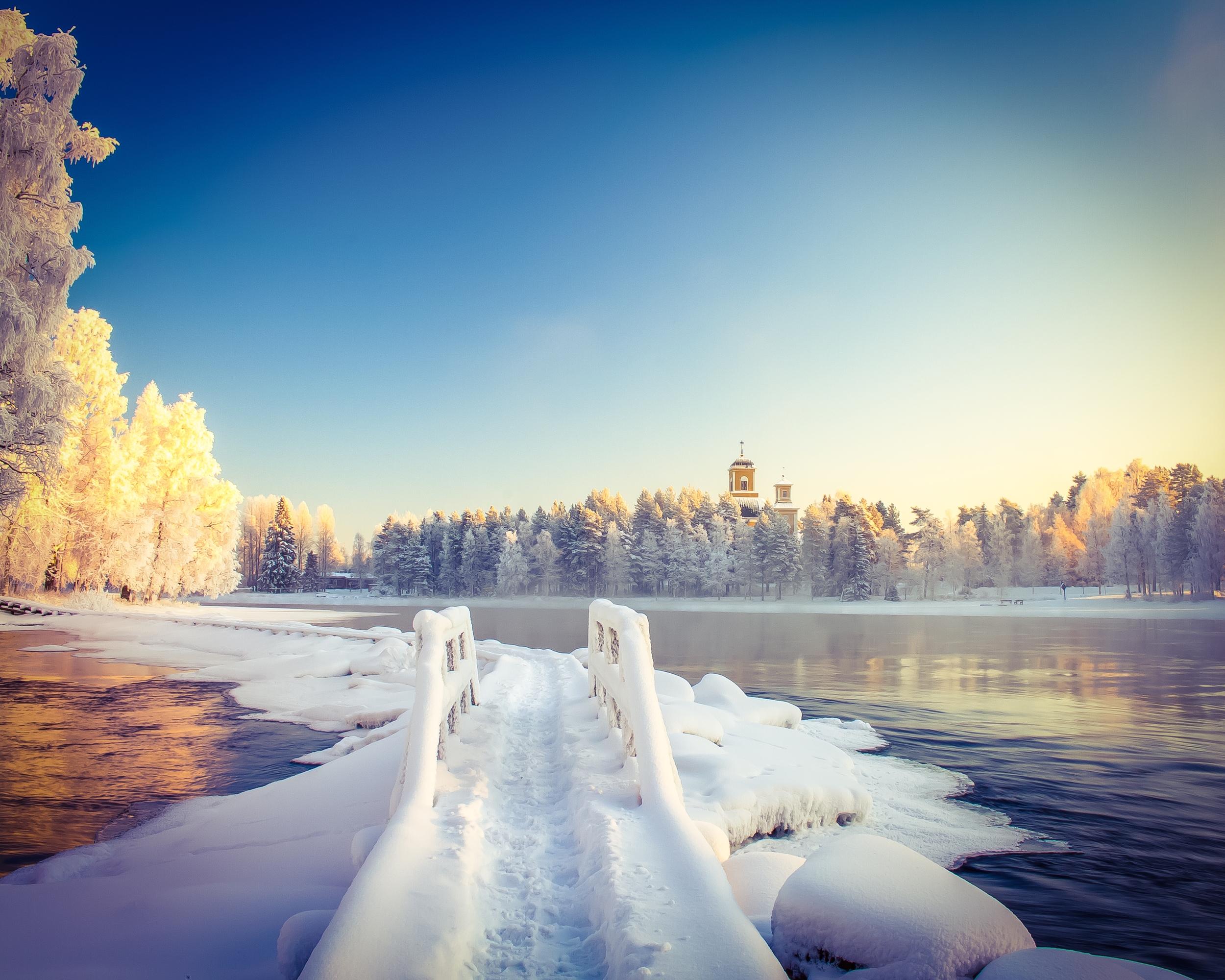 Kuhmo – An Alternative to Lapland