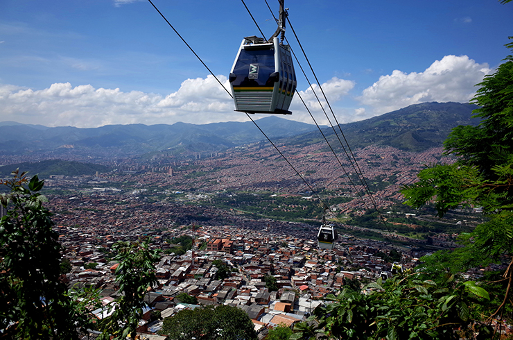 Medellin, Colombia - cities to visit in South America