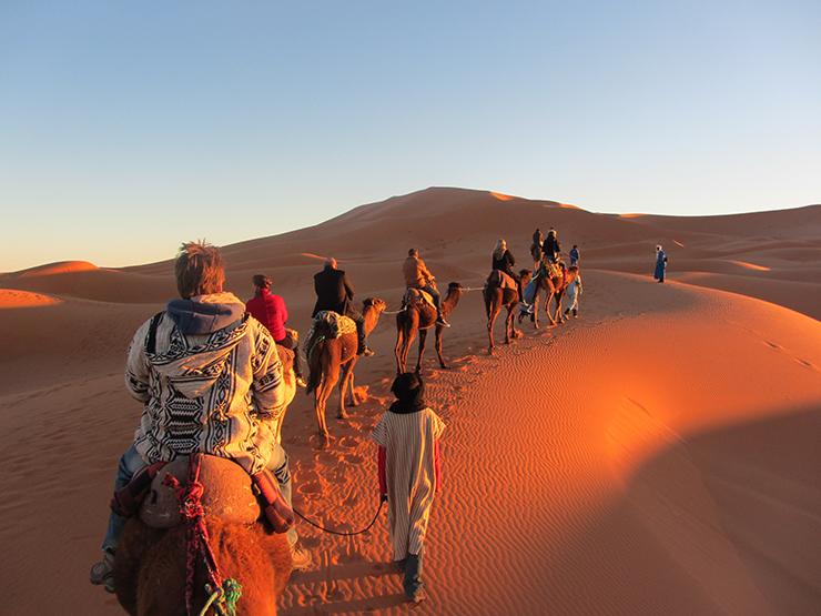Morocco - top destinations for solo travel