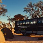 Overland camping vs lodge-accommodated safaris in Africa