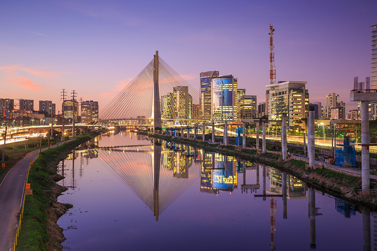 Sao Paulo, Brazil - cities to visit in South America