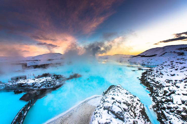 Blue Lagoon Iceland - most romantic experiences around the world
