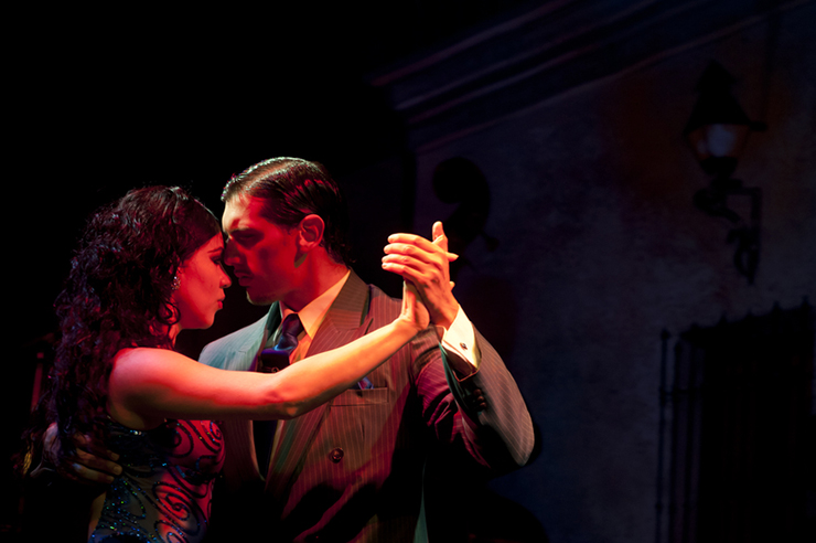 Tango dance Buenos Aires - most romantic experiences around the world