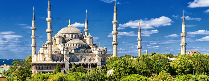Renovations to Istanbul's Blue Mosque Continue