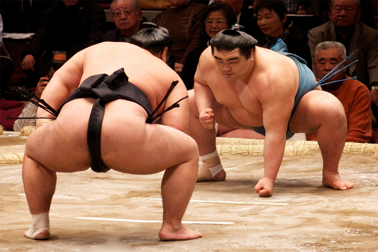 Sumo wrestling, a unique cultural experience in Japan