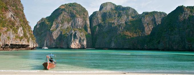Thailand to Close Maya Bay from Movie 'The Beach'