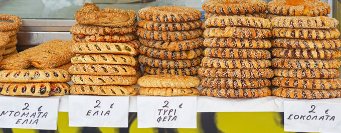 Where to Find the Best Street Food in Athens