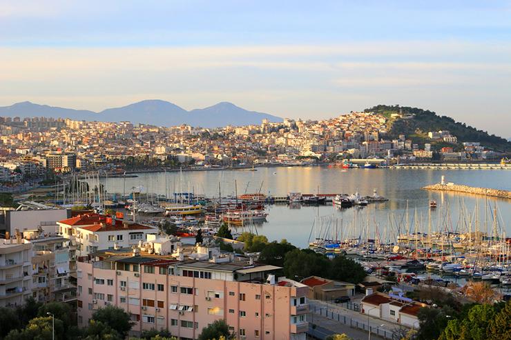 Kusadasi, a hidden gem in Turkey