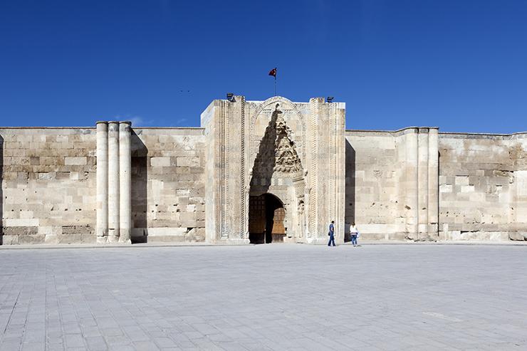 Sultanhani caravanserai, a hidden gem in Turkey