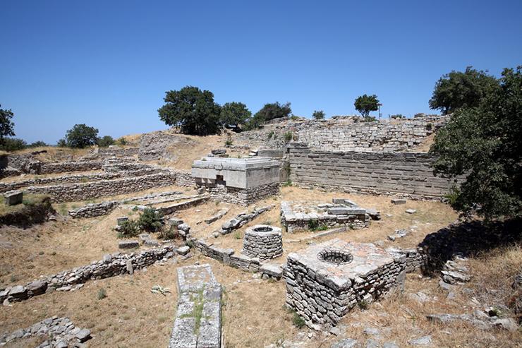 Troy in Turkey