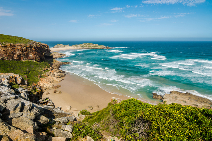 Views of the Garden Route, South Africa - best places to visit in southern Africa